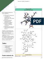 Vitamina B12 – Wikipédia, A Enciclopédia Livre