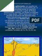 transicion porfido epitermal