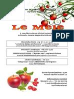 Corso Le Mele Ottobre 2015