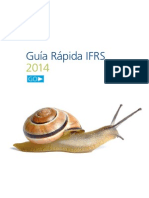 Deloitte ES Auditoria Guia Rapida IFRS 2014