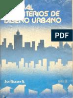 Libro Diseño Urbano