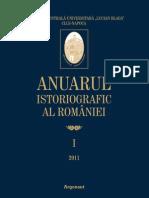 Anuarul Istorigrafic Al Romaniei 2011