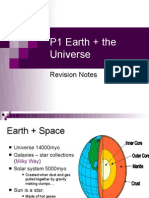 P1 Earth + the Universe
