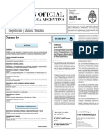 Boletin Oficial 11-03-10 - Primera Seccion