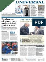 GradoCeroPress-Portadas Medios Nacionales-Sabado 19 Sept 2015