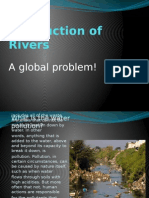 Destruction of Rivers