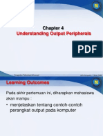 Chapter 4 - Understanding Output Peripherals