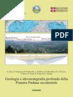 GEOLOGIA E IDROSTRATIGRAFIA PROFONDA DELLA PIANURA PADANA OCCIDENTALE