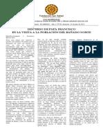 Boletín El Abrazo Nro. 48 del 26.07.2015