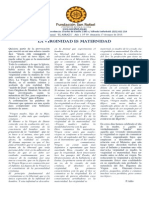 Boletin El Abrazo Nro. 39 del 17.05.2015