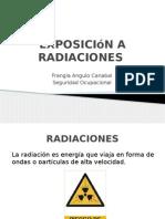 Exposicion a Radiaciones