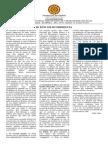 Boletin El Abrazo Nro. 41 del 31.05.2015
