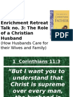 Role of a Christian Husband