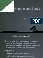 Mockito Presentation