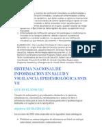 Enfermedades y Eventos de Notificación Inmediata Las Enfermedades y Eventos de Notificación Inmediata