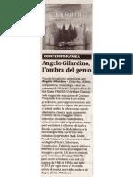 [ITA] - Il Manifesto Su AG Complete Recording