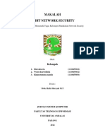 Network Security Audit