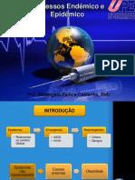 Processos Endêmico e Epidêmico