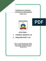 Cover Sertifikasi 2014