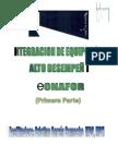 INTEGRACION DE EQUIPOS .