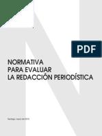Normativa de Redaccion 2010