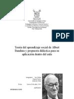 Informe Psicología Bandura 2