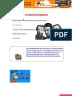 Teóricos de La Microeconomia