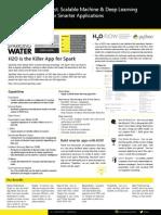 Sparkling Water Datasheet