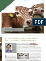 Historia Mejora Genética Animal
