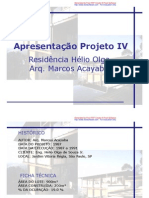Marcos Acayaba-Residencia Hélio Olga