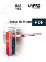 Manual de Instalacion LiftPRO