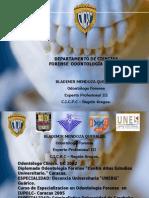 Odontología Forense Clase I