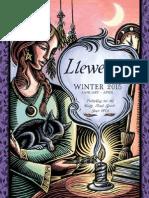 2015 Winter Llewellyn Catalog