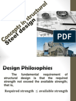 Concepts in Structural Steel Design