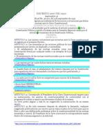 Decreto 2067 de 1991 PDF