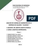 Cadena Sumnistro Calimod