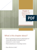 chapter 3 applying the multimedia principle