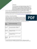 ASP Database