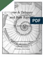 Poe & Debussy