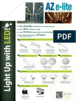 AZ E-lite LED Lighting Catalog