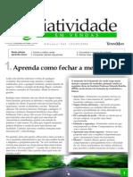 Criatividade Em Vendas - Aprenda Como Fechar a Melhor Venda - Www.editoraquantum.com.Br