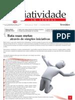 Criatividade em Vendas - Bata suas metas através de simples iniciativas - www.editoraquantum.com.br