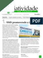 Criatividade em Vendas - Faça do seu cliente um companheiro de trabalho - www.editoraquantum.com.br