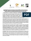 Declaracion ANIH COENER CEDICE GO y SVIP a 3 Años de la Explosión de Amuay - 25082015