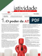 Criatividade Em Vendas - O Poder Da Atitude - Www.editoraquantum.com.Br