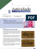 Criatividade em Vendas - O vendedor que não queima a rosca - www.editoraquantum.com.br