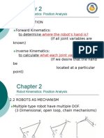 Chapter 2 - Robot Kinematics.ppt