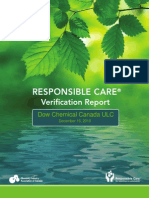 2010_dow Rcms Responsible Care Report