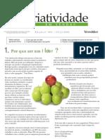 Criatividade em Vendas - Porque ser um líder - www.editoraquantum.com.br