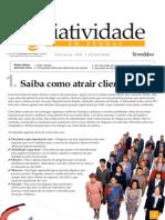 Criatividade Em Vendas - Saiba Como Atrair Clientes - Www.editoraquantum.com.Br